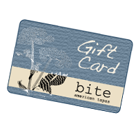 Gift Card for Bite American Tapas